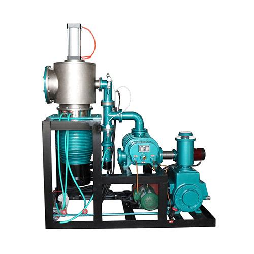JTK(STK)系列油扩散真空泵机组
