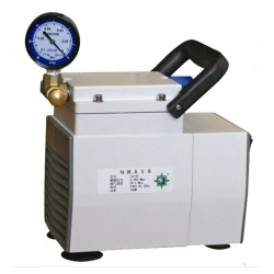 LH-85型无油隔膜真空泵