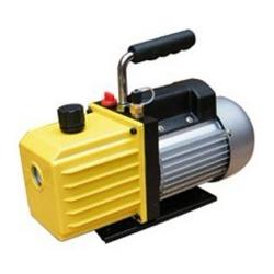 RS-4 single stage rotary vane vacuum pump